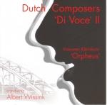 Orpheus Dutch Composers DiVoce